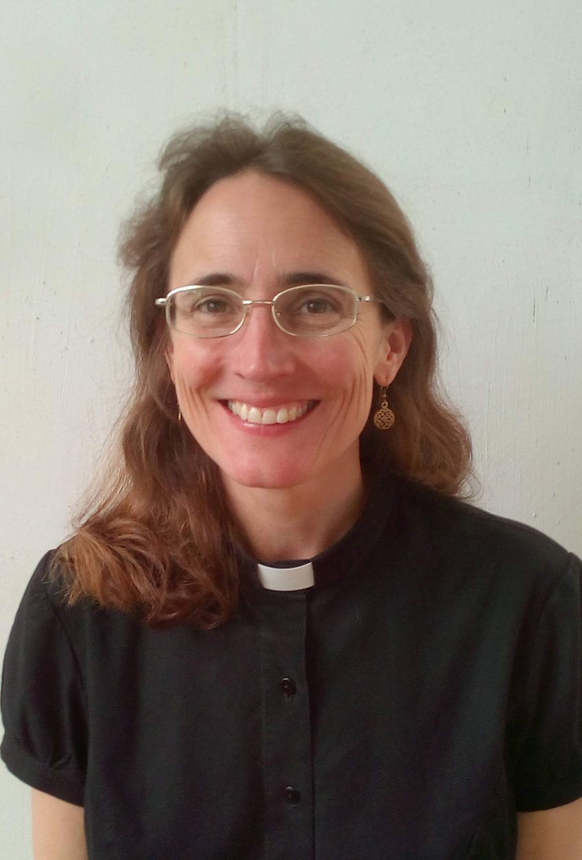 Kate's ordination to the priesthood