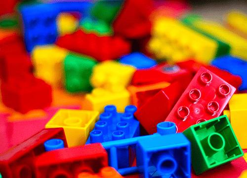 Thy Kingdom Come – Lego
