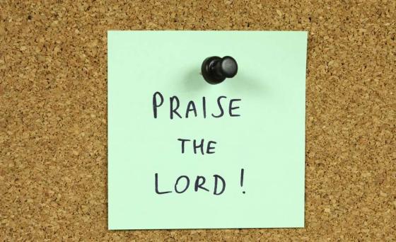 Thy Kingdom Come – post-it