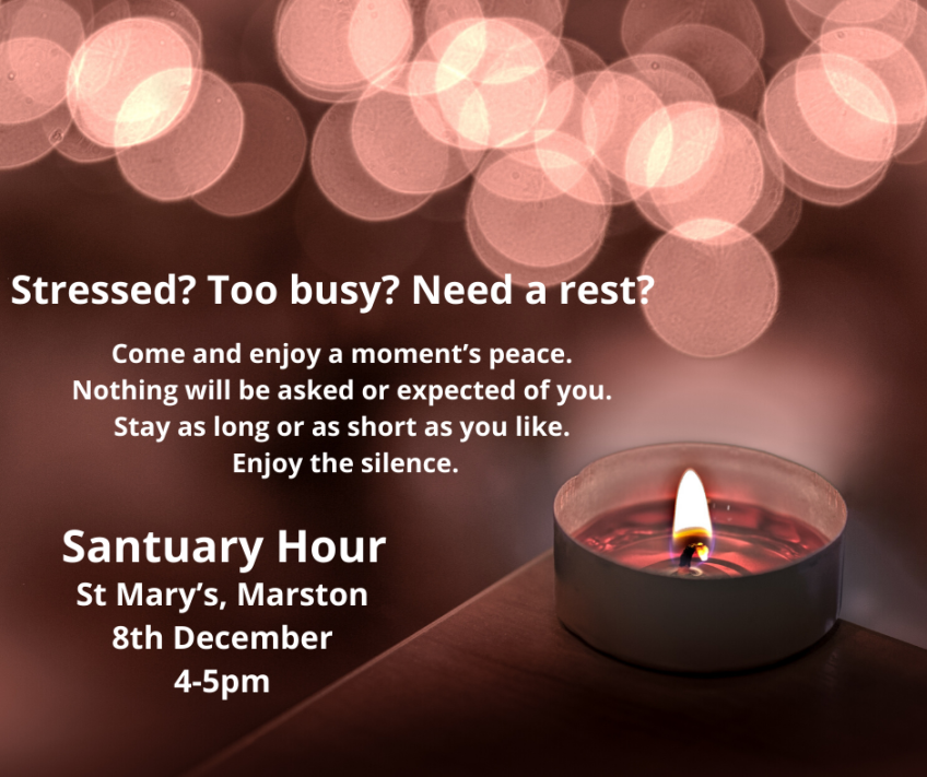 Sanctuary Hour